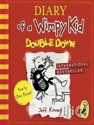 Diary of a Wimpy Kid: Double Down Book by Jeff Kinney | Books & Games for sale in Lagos State, Surulere
