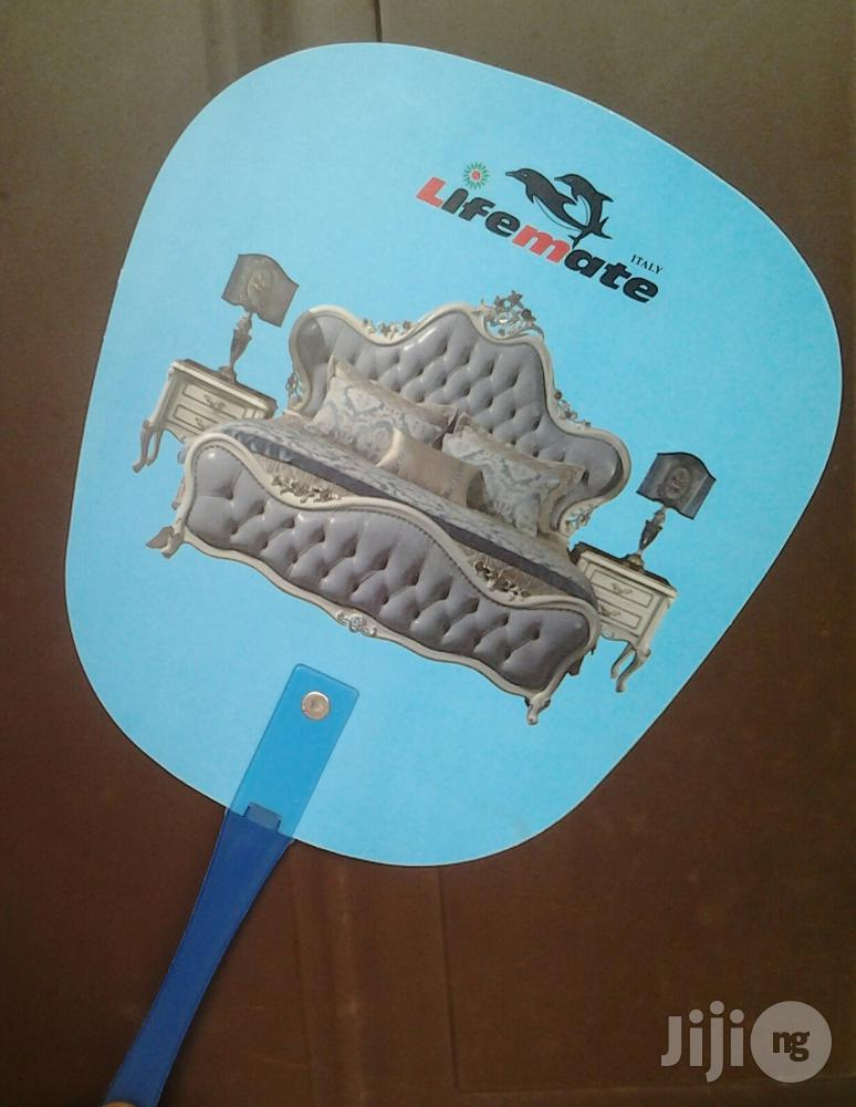 Promote Your Brand With Customized Hand Fan