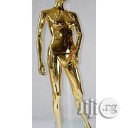 Gold Faceless Mannequin | Store Equipment for sale in Lagos State, Lekki Phase 2