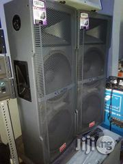 Original Yorkville Double Range Speakers NX- 215 | Audio & Music Equipment for sale in Lagos State