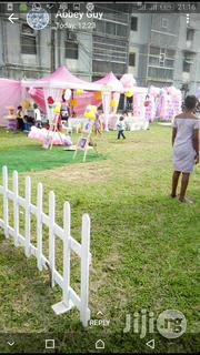 Baby Pink Fabrics Kiddies Setup | Party, Catering & Event Services for sale in Lagos State, Lekki Phase 1