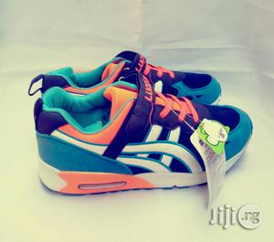 Blue Canvas Sneakers for Kids   Children's Shoes for sale in Lagos State, Lagos Island (Eko)