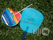 Lovely Designed Plastic Hand Fans | Stationery for sale in Lagos State, Ikeja