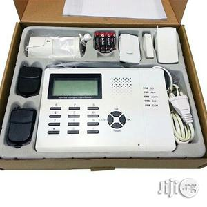 Intelligent Wireless Alarm System Smoke Burglary Panic Buttons   Safetywear & Equipment for sale in Abuja (FCT) State, Wuse