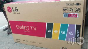 New LG Led Smart Tv 43 Inches With 2years Warranty Sign | TV & DVD Equipment for sale in Lagos State, Ojo