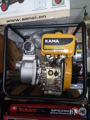 3 Inch Kama Diesel Water Pump | Plumbing & Water Supply for sale in Rivers State, Port-Harcourt