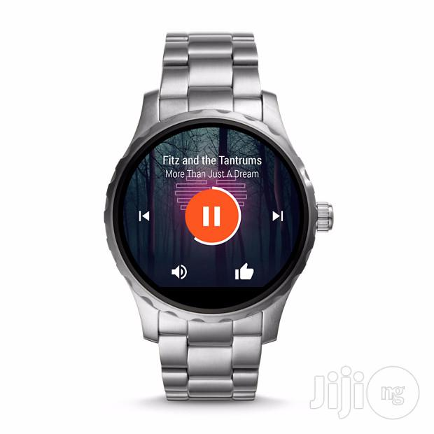 Gen 2 Smartwatch - Limited Edition Fossil Q X Cory Richards Set (Black Friday) | Smart Watches & Trackers for sale in Lagos State, Nigeria