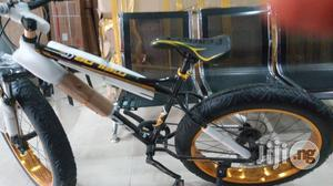 Adult Big Tires Exercise Riding Bicycle   Sports Equipment for sale in Lagos State, Ikeja