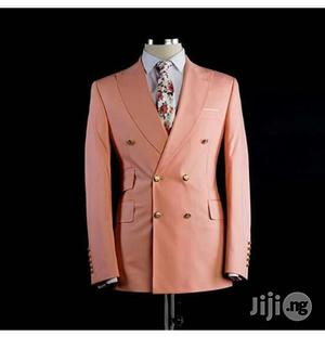 Dino Quality Double Breasted Suit   Clothing for sale in Lagos State, Lagos Island (Eko)