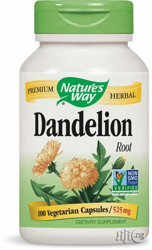 Dandelion Root for Liver Detox, Healthy Skin and Stomach   Vitamins & Supplements for sale in Lagos State, Lekki