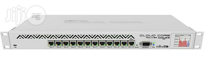 Mikrotik CCR1016-12G-12X Cloud Core Router