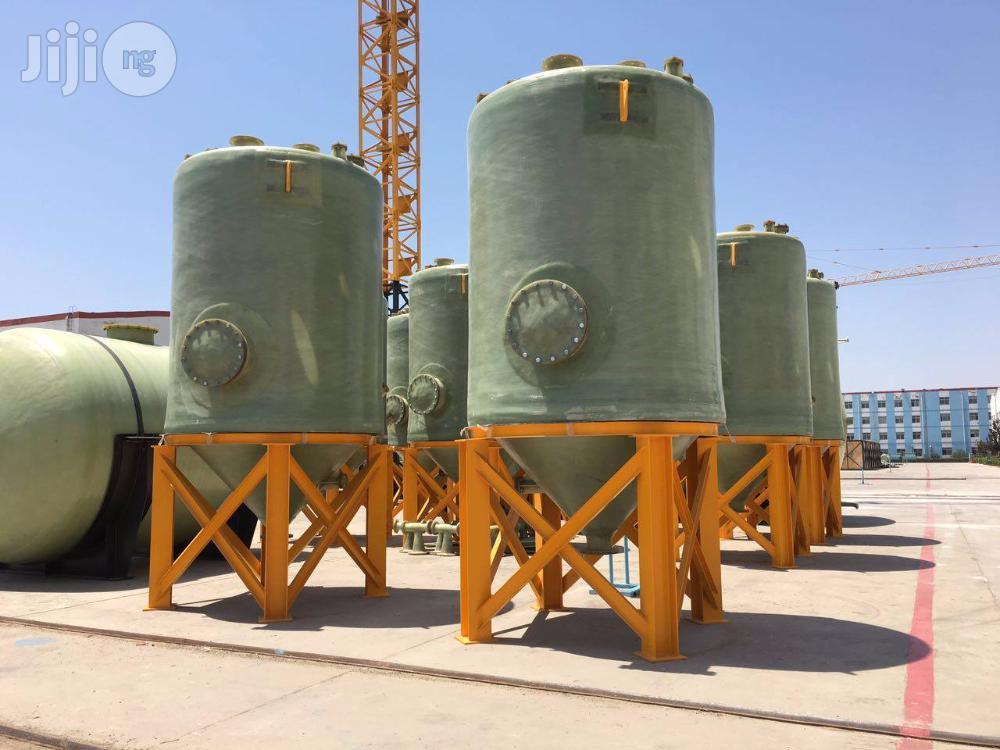 FRP/GRP (Fibre Reinforced Plastic)Chemical Process Vessels & Equipment