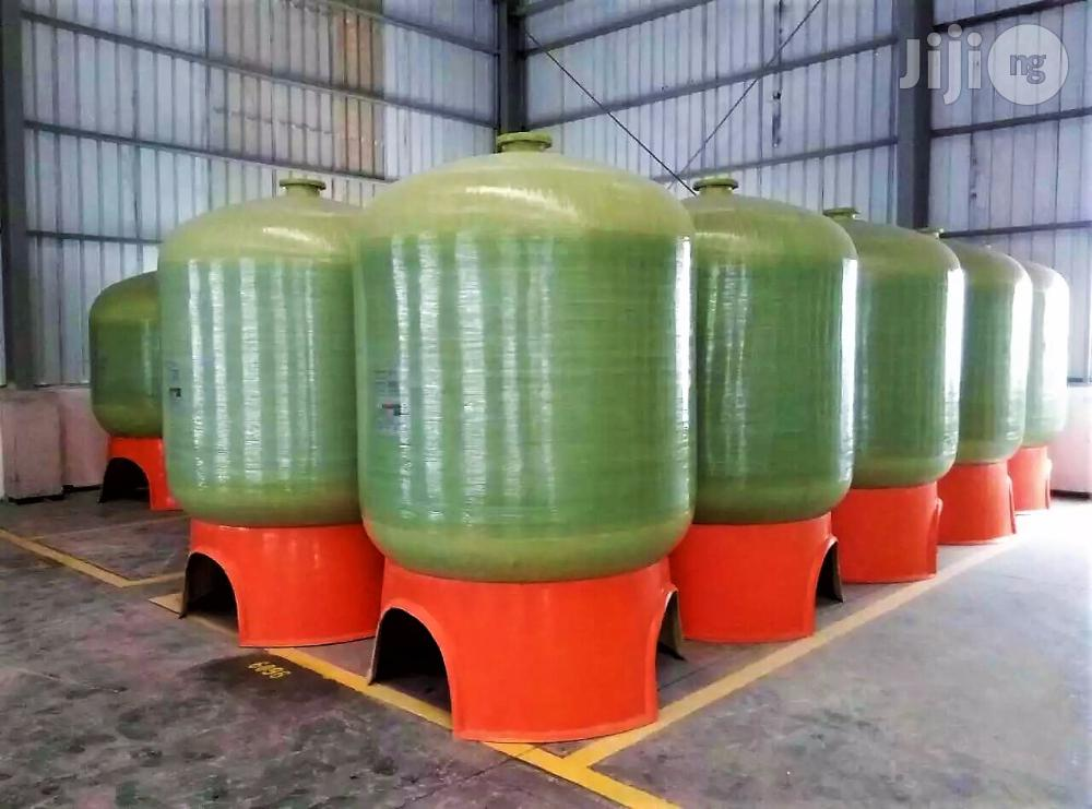 FRP/GRP (Fibre Reinforced Plastic)Chemical Process Vessels & Equipment   Manufacturing Services for sale in Lagos State, Nigeria