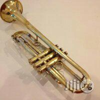 Premier Professional Trumpet - Gold | Musical Instruments & Gear for sale in Ojo, Lagos State, Nigeria