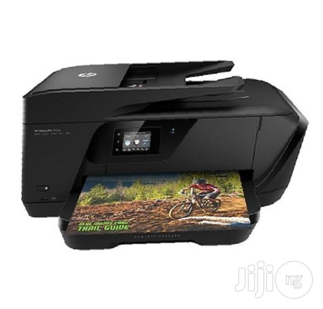 HP Officejet 7510 Wide Format All-In-One Photo Printer With Wireless