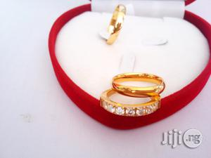 Zara Set Of Wedding And Enagement Gold Ring   Wedding Wear & Accessories for sale in Lagos State