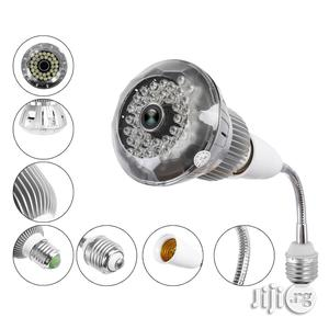 Full HD 080p Hidden Wifi Light Bulb Camera | Security & Surveillance for sale in Lagos State
