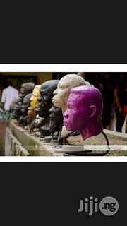 Sculpture, A Bust, Portrayal Of A Person's Head | Arts & Crafts for sale in Lagos State, Ikeja