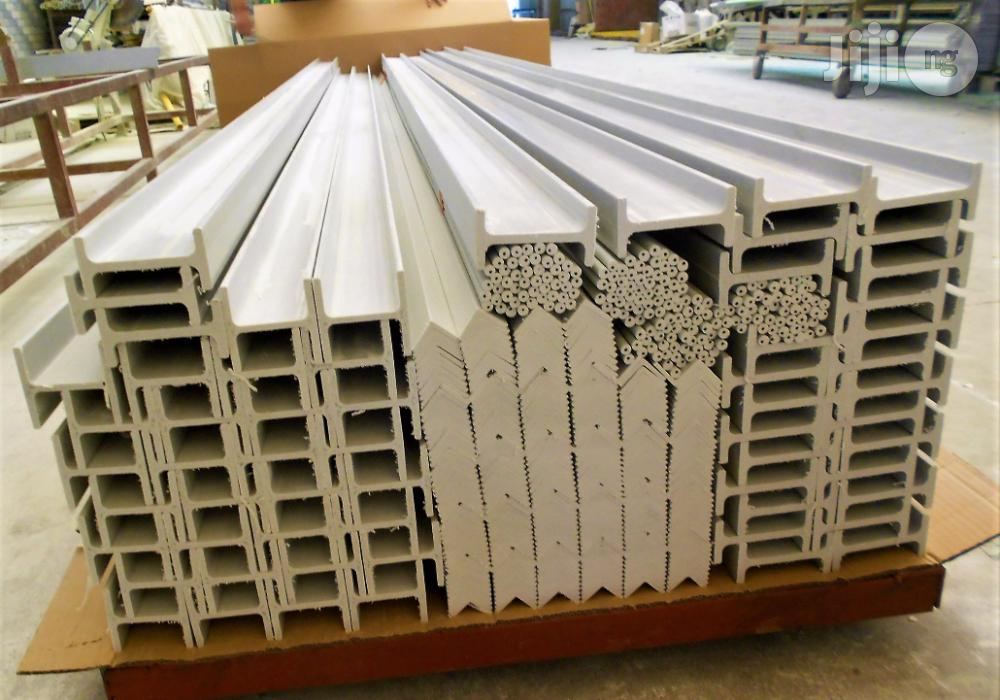 FRP/GRP Fibreglass Pultruded Profiles