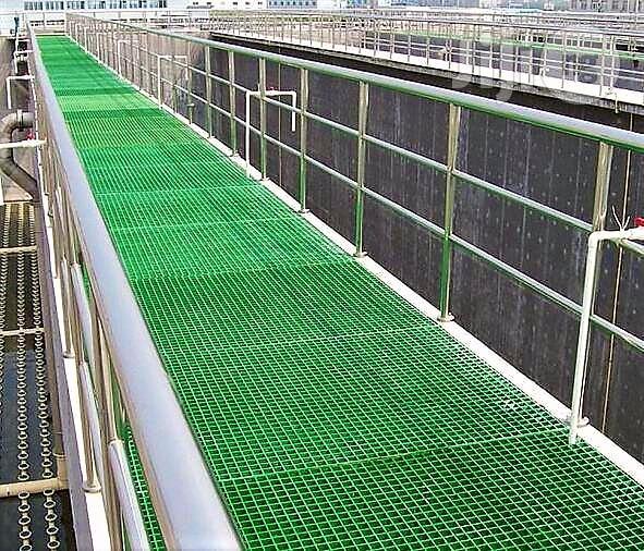 FRP Walkways & Platforms