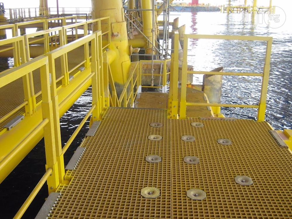 FRP Walkways & Platforms | Manufacturing Services for sale in Lagos State, Nigeria