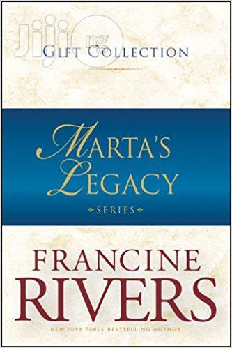 Marta's Legacy By Francine Rivers
