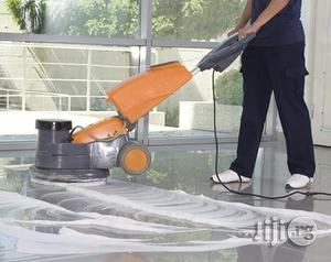 Stripping Off The Old Wax & Polish | Cleaning Services for sale in Lagos State, Surulere