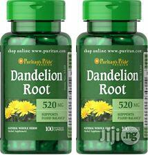 Dandelion Root for Liver Detox, Healthy Skin, Stomach and Cancer   Vitamins & Supplements for sale in Lagos State, Lekki