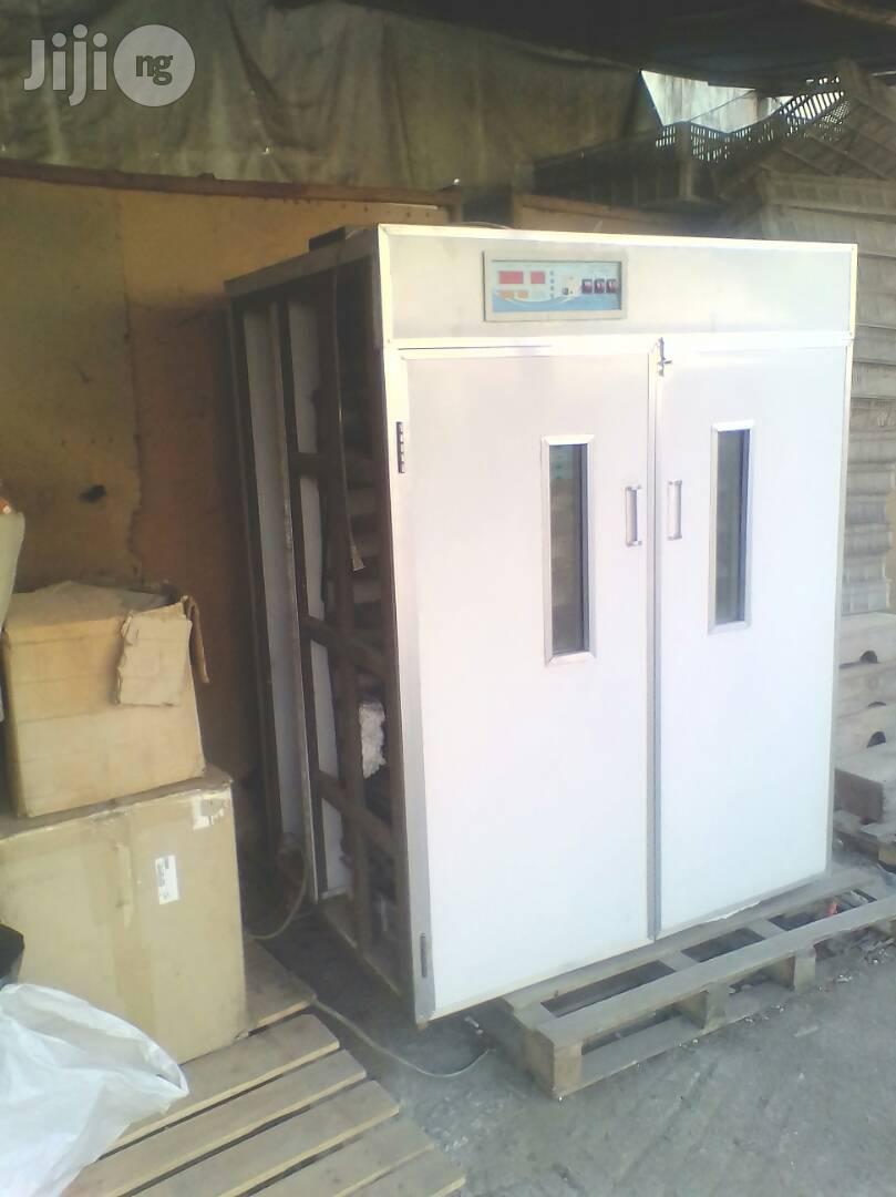 24000 Eggs Fumin Egg Incubator With Hatcher | Farm Machinery & Equipment for sale in Yaba, Lagos State, Nigeria