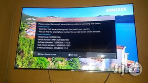 55 Samsung Curved SUHD Quantum Dot UHD HDR 1000 Smart TV | TV & DVD Equipment for sale in Lagos State, Ojo