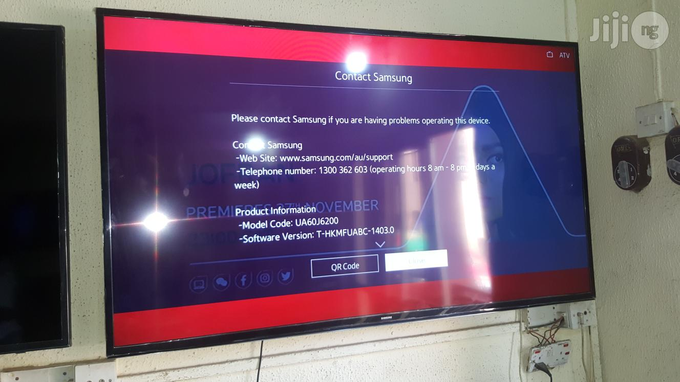Samsung 60 Inches Smart Full HD LED Tv   TV & DVD Equipment for sale in Ojo, Lagos State, Nigeria
