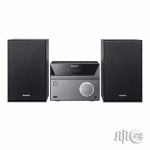 Sony CMT-SBT40D 50W Bluetooth Hi-fi System With CD And FM Radio - Black   Audio & Music Equipment for sale in Lagos State