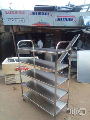 Bread Cooling Rack | Store Equipment for sale in Lagos State, Ojo
