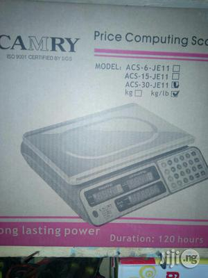 Camry Digital Scale 30kg | Store Equipment for sale in Lagos State, Ojo