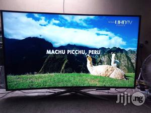 55 Inches Samsung Smart Curved UHD 4K LED Tv | TV & DVD Equipment for sale in Lagos State, Ojo