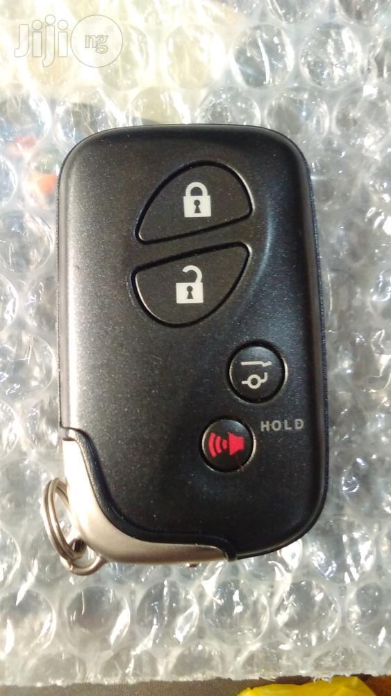 OEM Lexus Key