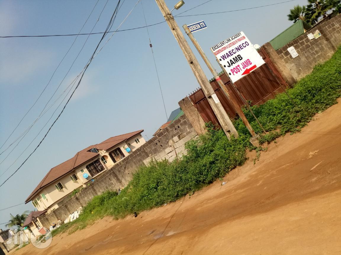 Standard Full Plot of Land for Sale at Ashipa Ayobo.