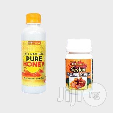 Cinnamon and Honey Remedy