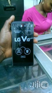 LG V10 64 GB Black | Mobile Phones for sale in Lagos State, Ojota
