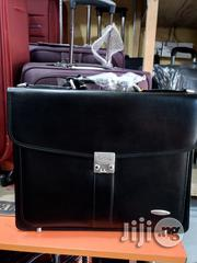 Pierre Cardin Briefcase - Black | Bags for sale in Lagos State