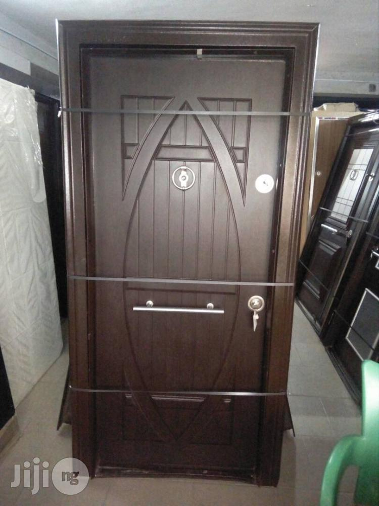 Archive: Oval 4FT Door