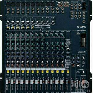 Yamaha Mg-166cx Mixer | Audio & Music Equipment for sale in Lagos State, Ojo