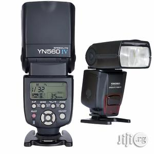 Yongnuo YN560-IV Universal Wireless Master Slave Flash Speedlite   Accessories & Supplies for Electronics for sale in Rivers State, Port-Harcourt