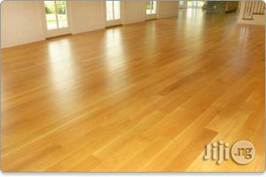 Hardwood Floor Polish Service | Cleaning Services for sale in Lagos State, Lekki