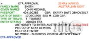 Australia Direct Work Visa Avail And Its 2yrs With Just Few Slot | Travel Agents & Tours for sale in Ondo State, Okeagbe