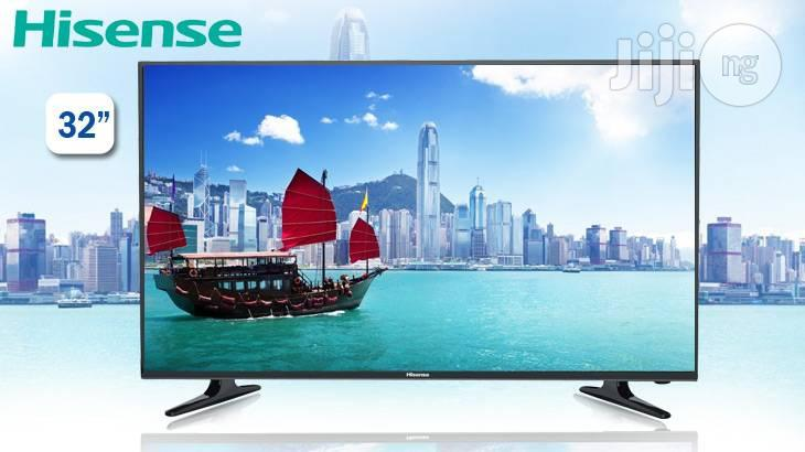 Brand New Original Hisense LED Television 32 Inches Full HD