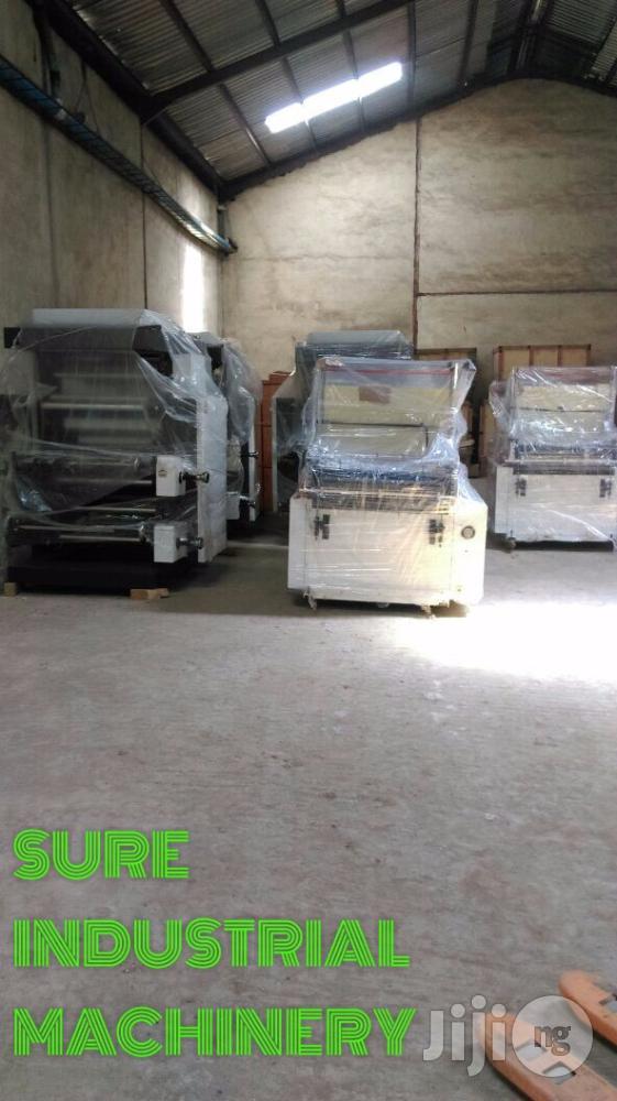 Nylon Printing Machine (Flexographic)