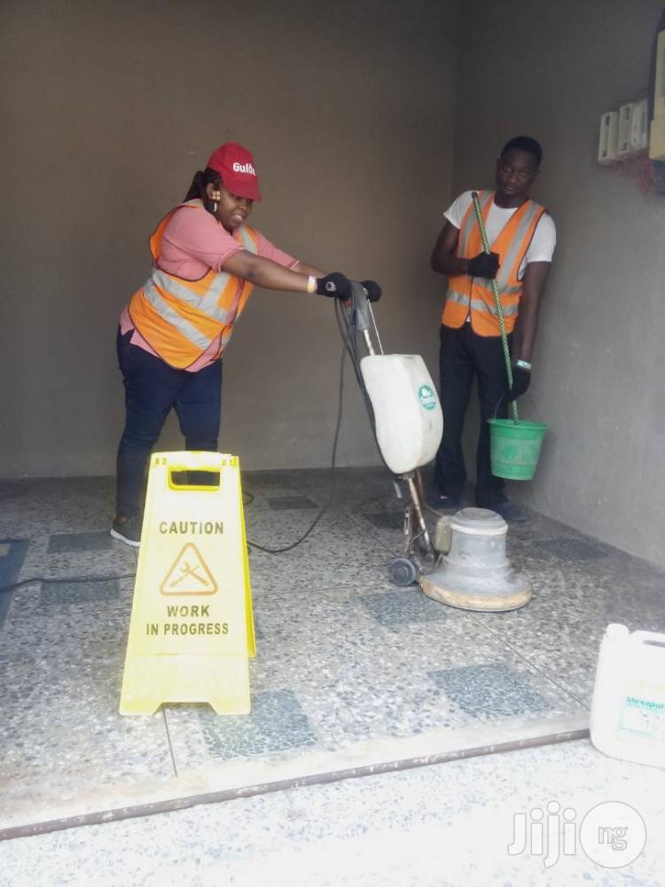 Thoroughklin Services/ Terrazzo Washing And Polishing. | Cleaning Services for sale in Lagos State, Nigeria