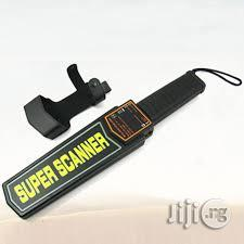 Hand Held Metal Detector (Super Scanner) | Safetywear & Equipment for sale in Abuja (FCT) State, Wuse