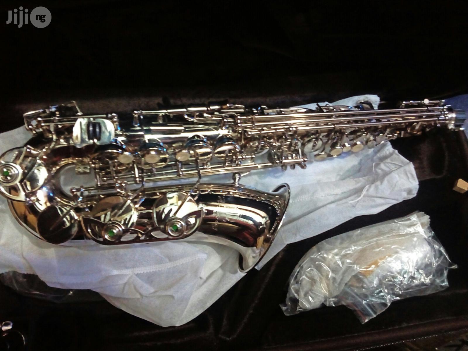 ARMSTRONG Alto Saxophone Silver/Gold,Original.